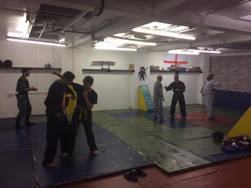 first_class at new dojo