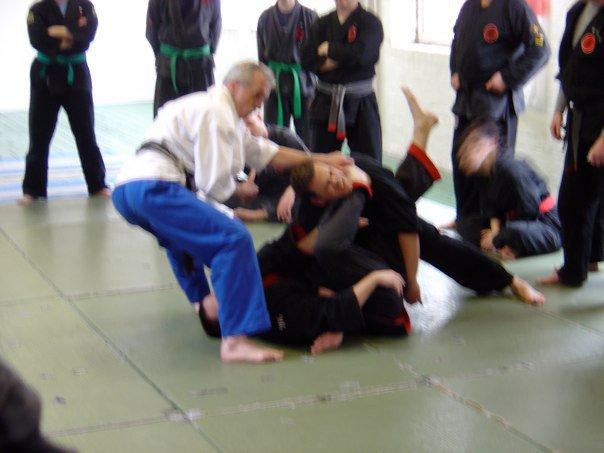 rough and tumble kumite